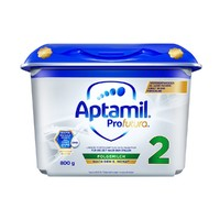 Aptamil 爱他美 白金版 较大婴儿奶粉 2段 800g