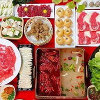 全国56店通用!许府牛火锅全牛盛宴2-3人/3-4人餐!
