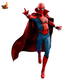 Hot Toys 狂热玩具 漫威动画剧集《假如…?》丧尸猎人蜘蛛侠1:6比例珍藏人偶