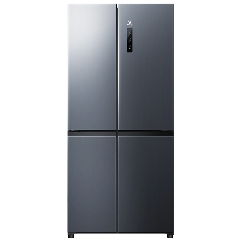 VIOMI 云米 BCD-450WMSAZ03A 风冷十字对开门冰箱 450L 星空灰