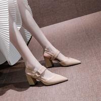 MarinoOrlandi 马连奴·奥兰迪 M01701D  女士休闲凉鞋
