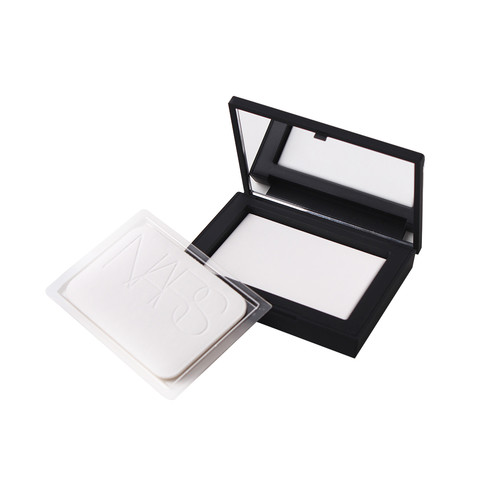 NARS 纳斯 美国NARS/娜斯光透感透明蜜粉饼 持久定妆雾面控油大白饼定妆10g