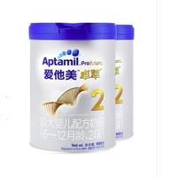 黑卡会员:Aptamil 爱他美 卓萃 幼儿配方奶粉 2段 900克 2罐装