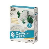 babycare 新西兰辅食品牌光合星球婴儿面条宝宝无添加儿童面200g