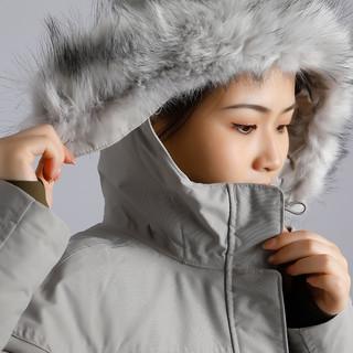 Columbia 哥伦比亚 户外女装防水热能保暖棉服三合一夹克WR0004