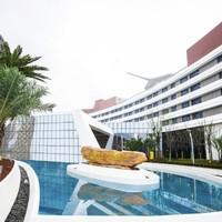 上海海昌海洋公园度假酒店 主题房1晚(含双早+上海海昌海洋公园成人票2张)