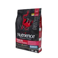 Hagen Nutrience 哈根纽翠斯 黑钻红肉猫粮 11磅