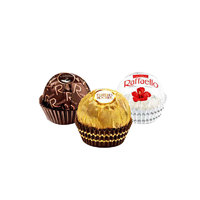 PLUS会员:FERRERO ROCHER 费列罗 臻品威化糖果巧克力  32.4g 3粒装