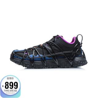 LI-NING 李宁 女鞋跑步鞋2021中国李宁春夏巴黎时装周秀款MIX ACE女子跑步创新概念鞋ARAR002