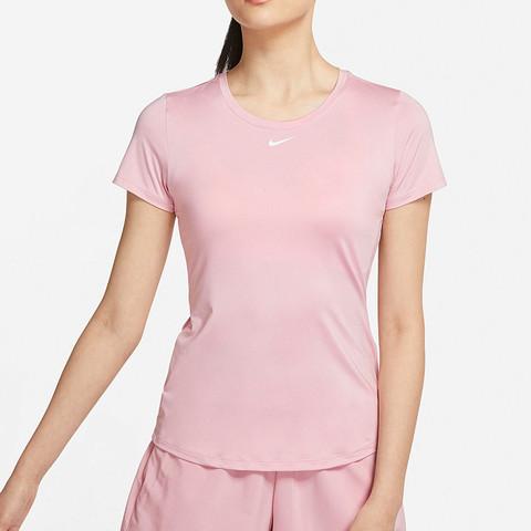NIKE 耐克 女子运动训练健身舒适透气休闲圆领短袖T恤
