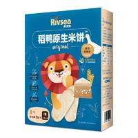 禾泱泱 稻鸭原生米饼原味 32g