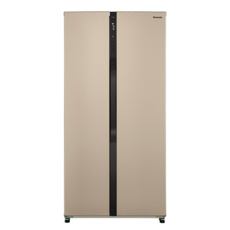 Panasonic 松下 NR-EW57SD1-N 风冷对开门冰箱 570L 磨砂金