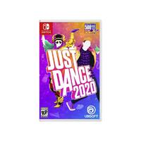 UBISOFT 育碧 任天堂 Switch NS游戏 舞力全开2020 Just Dance 2020 中文 全新