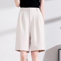 JEANSWEST 真维斯 JY-12-264512 女式西装短裤