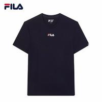 FILA 斐乐 F51M128158F 男子舒适T恤