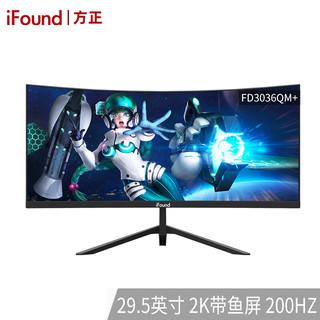 iFound 方正科技 FD3236GM+ 31.5英寸显示器
