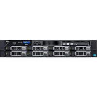 DELL 戴尔 R730 机架式 服务器 (1芯至强E5-2603 V4、六核、24个内存插槽、16GB、3个300GB SAS、四千兆网络接口、495W电源)