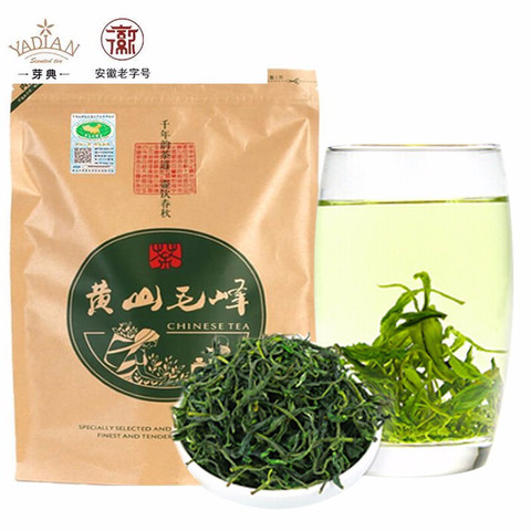 PLUS会员:芽典 毛峰茶  绿茶   250g