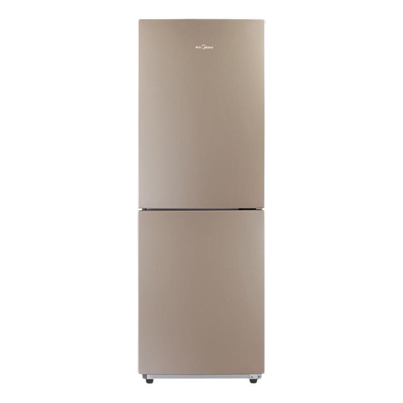 Midea 美的 BCD-190CM(E) 直冷双门冰箱 190L 阳光米
