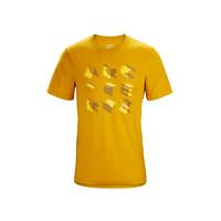 6日0点:ARC'TERYX 始祖鸟 GLYPHS T-SHIRT 男子短袖T恤