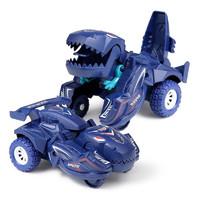 纽彼 恐龙惯性变形车