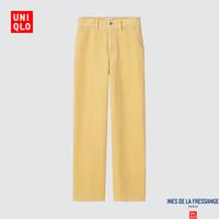 优衣库 女装 灯芯绒长裤 442716 UNIQLO