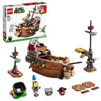 Prime会员:LEGO 乐高 超级马力欧 71391 酷霸王的飞行战舰扩展关卡