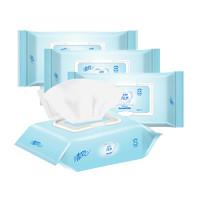 Breeze 清风 EDI纯水系列 湿巾  80片*4包