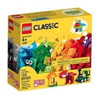 黑卡会员:LEGO 乐高 Classic 经典创意系列 11001 积木与创意