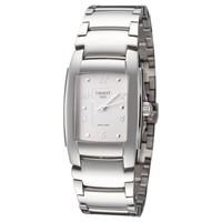 TISSOT 天梭 T-10系列 T0733101101700 女士石英手表