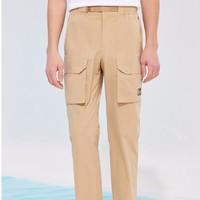 6日0点:FILA 斐乐 F11M128812F 男款梭织长裤