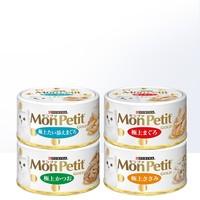 6日0点、88VIP:MonPetit 猫罐头 70g*12罐