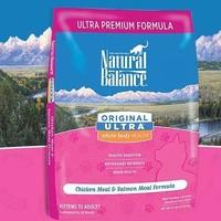临期品:Natural Balance 天衡宝 健乐系列 鸡肉三文鱼全阶段猫粮 6.8kg