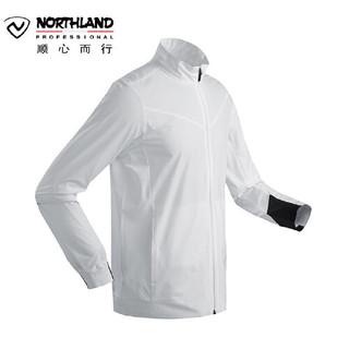 NORTHLAND 诺诗兰 弹力外套男士春夏户外休闲透气运动开衫GL095407