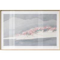仟象映画 竹庵xB款-雪国 60×40cm 现代新中式书房装饰画