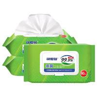 Cutebaby 可爱多 清洁消毒卫生湿巾 80抽*3包