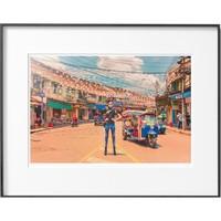 PICA Photo 拾相记 Akif Hakan Celebi 作品《香港系列 5号》33x28cm 哑光纤维艺术纸 限量50版