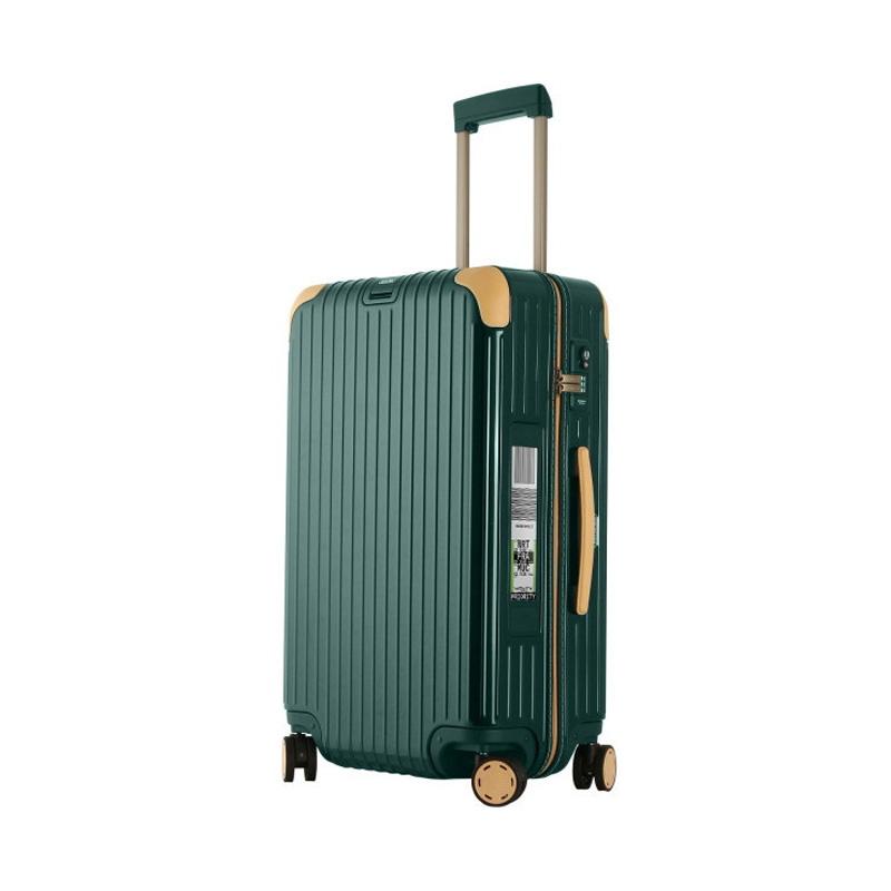 RIMOWA 【黑卡红包满1499减150】RIMOWA日默瓦 NOVA BOSSA硬壳行李箱 时尚休闲行李箱拉杆箱28寸 87070415