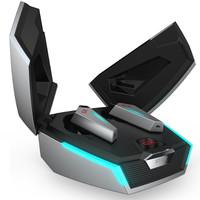 EDIFIER 漫步者 HECATE GX07 入耳式真无线主动降噪蓝牙游戏耳机 宇宙灰