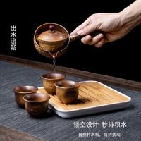 熹谷 祥龙旅行茶具 一壶四杯
