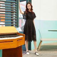 6日10点:VERO MODA 女士蕾丝连衣裙 32037B011