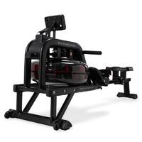 SUNNY 美国SUNNY划船机家用智能水阻健身器材划船器静音收腹划桨纸牌屋