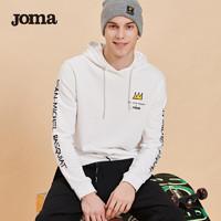 Joma 霍马 JOMA荷马男秋冬季套头连帽卫衣外套运动休闲时尚百搭卫衣