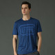 Marmot 土拨鼠 户外运动男士透气舒适印花短袖T恤 89元(需用券)