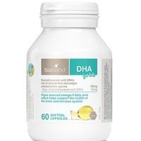 88VIP:BIO ISLAND 佰澳朗德 婴儿海藻油DHA胶囊 60粒