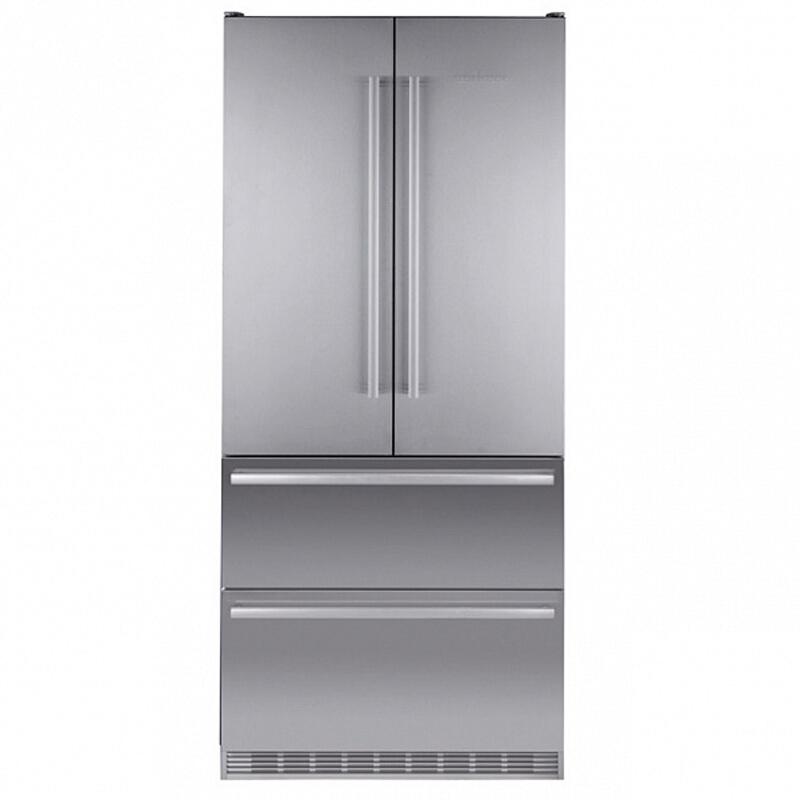 liebherr 利勃海尔 CBNes6256 风冷多门冰箱 585L 银色
