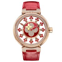 Louis Vuitton Tambour Spin Time Air Vivienne