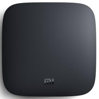 MI 小米 盒子 3S 4K电视盒子 黑色