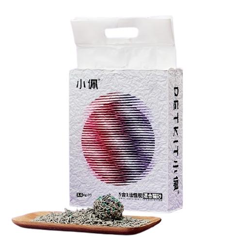 PETKIT 小佩 活性炭混合猫砂 3.6kg