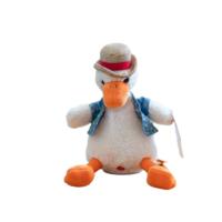 Teacher Lin 林老师 毛绒玩具娃娃会说话的复读鸭子 USB充电+200首歌曲